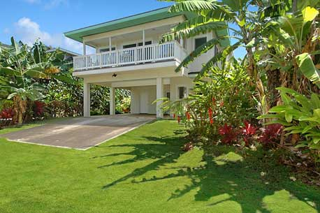 Nanea Kai - Poipu Vacation Home - Kauai Vacation Rental Accommodations at Poipu Beach, Kauai, Hawaii